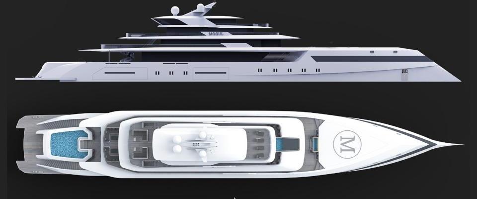 Superyacht Social Media Influencer Unveils Concept Yacht