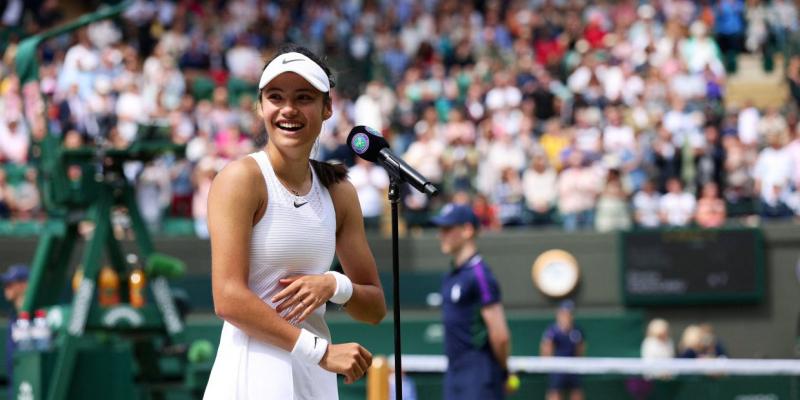Tennis Champion Emma Raducanu Luxury's Latest Savior in China?